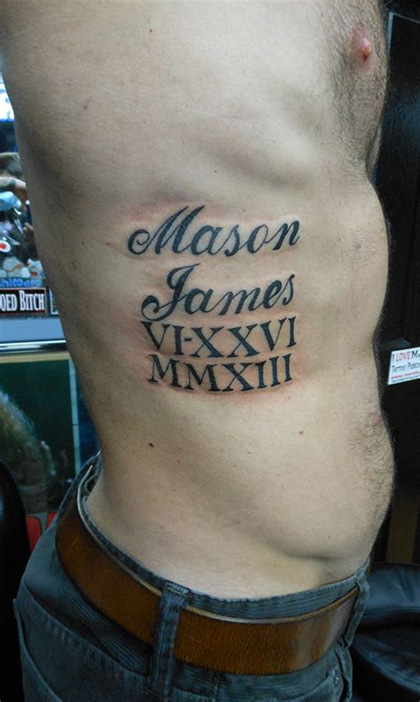man s ruin tattoos