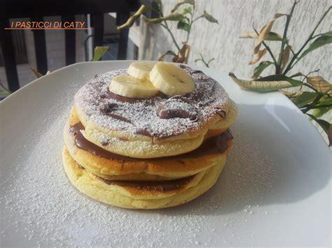 cara membuat pancake nutella pancake nutella e banana