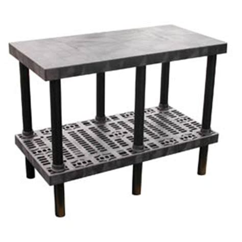 plastic work bench open leg work bench fixed height plastic work benches