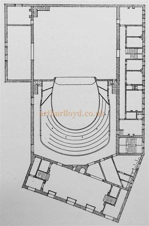 lyceum theatre floor plan the royal lyceum theatre grindley street and cornwall