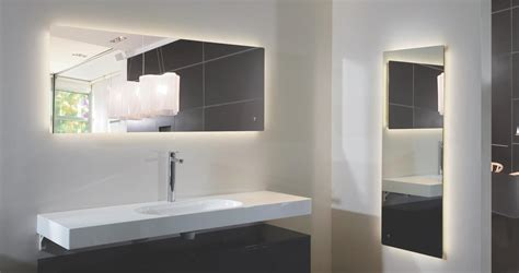 backlit led bathroom mirror backlit mirror led bathroom mirror anzo iv
