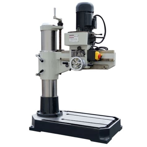 bench type drilling machine bench radial drill milling machine rd20