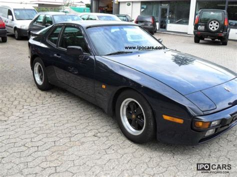 Topi Trucker Porsche 944 1984 1984 porsche 944 car photo and specs