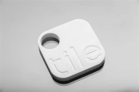 Tile Finding Device Find You Lost Belongings With A Smart Device Quot Tile Quot And