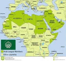 map arab arab league agree to joint