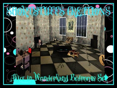 alice in wonderland bed set second life marketplace alice in wonderland bedroom set