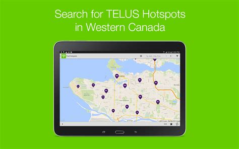 Telus Finder Telus Wi Fi Finder Android Apps On Play
