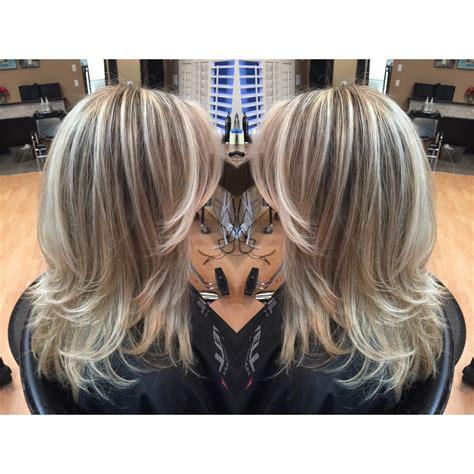 highlight hairsttyles for fine hair baby fine platinum blonde highlights hair by eireann