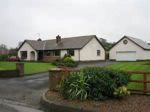 bungalows in ireland rural bungalow 169 brian shaw geograph ireland