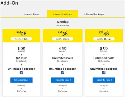Kartu Telepon Prepaid Digi Malaysia digi now offers the cheapest unlimited calls plan with its new internetplus prepaid technave