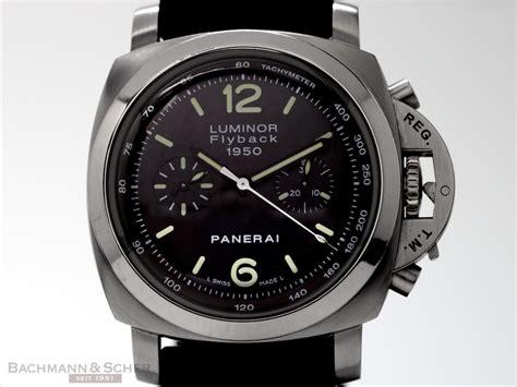 panerai luminor chrono watches