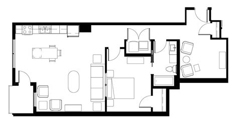 floor plan description 1n laguna