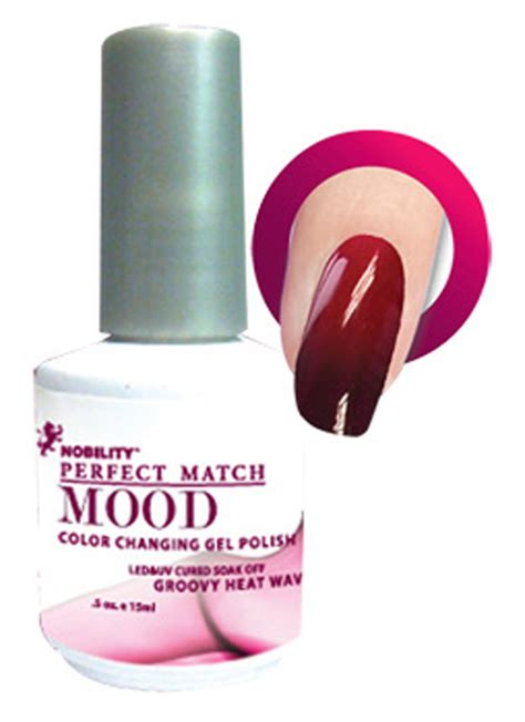 sle mood chart lechat groovy heat wave match mood color