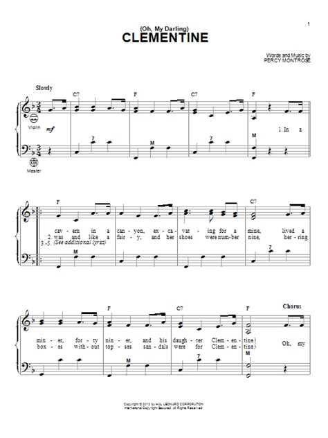 oh darling sheet music direct oh my darling clementine sheet music direct