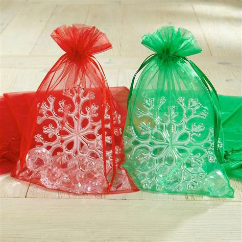 value christmas presents organza gift bag value pack current catalog
