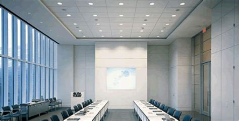 Office Ceiling Lights How False Ceilings Are Helpful For Renovations