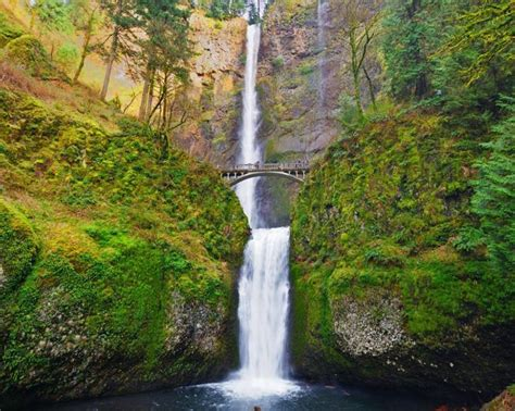multnomah falls travel portland
