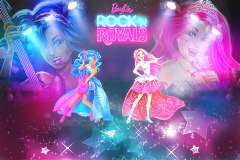 film barbie rock n royals rock n royals wallpaper barbie movies wallpaper
