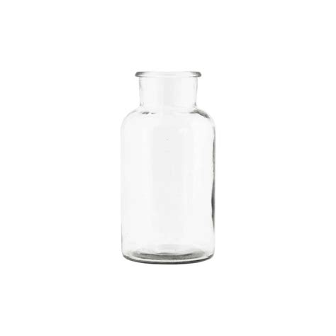 Glass Jar Vases by Glass Jar Vase By All Things Brighton Beautiful