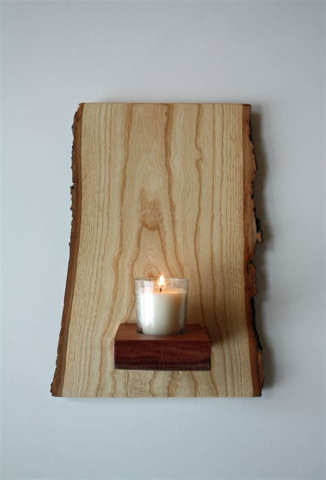 wall mounted votive 2 sconce candle holder