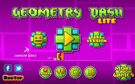 geometry dash lite full version kostenlos geometry dash screenshots for android mobygames