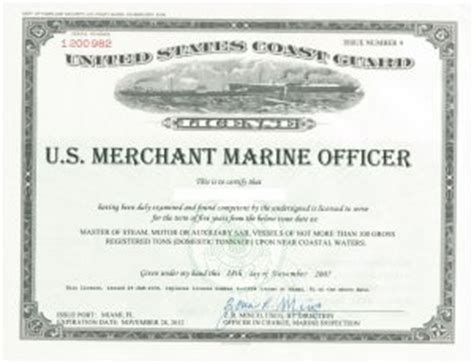 boat us licence captains license the who what why and where about the uscg