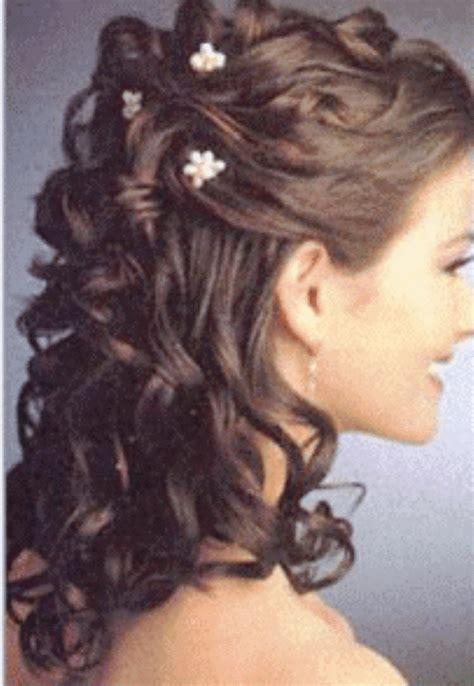 mother of the bride hairstyles half up half down over 50 bridal half updo hairstyles half up half down wedding