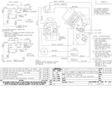 general electric motor wiring diagram wiring diagram awesome marathon electric motor wiring