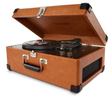 Netr Records Suitcase Record Player Style And Transport In One