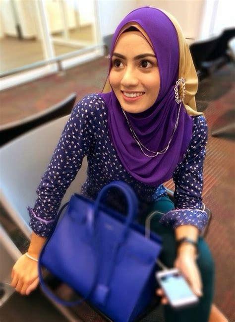 tips hijab sesuai bentuk wajah tips video cara memakai jilbab hijab modern terbaru