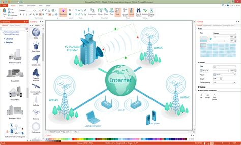 conceptdraw sles computer and networks network conceptdraw sles computer and networks 28 images