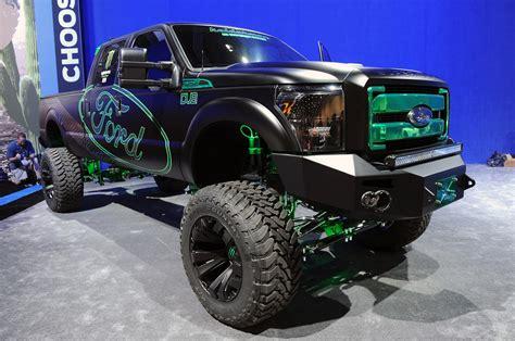 monster trucks shows 2014 kelderman ford f 250 super duty laughs at lesser trucks