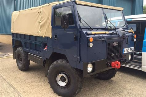 land rover forward control for for sale a fully refurbished and converted land rover
