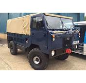 For Sale A Fully Refurbished And Converted Land Rover