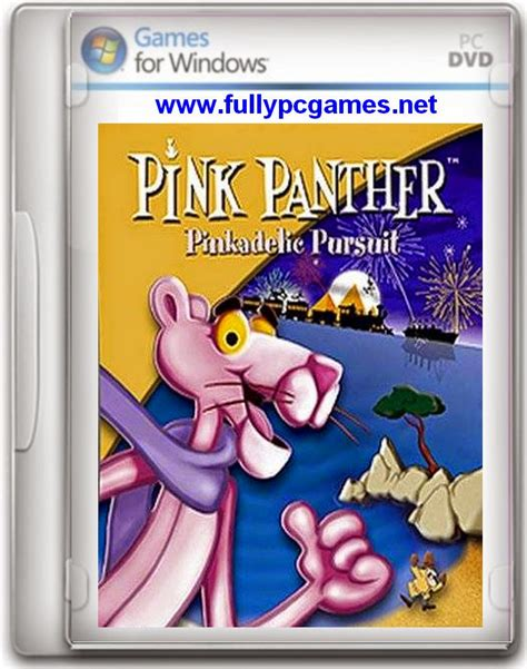 download pink panther game for pc free full version pink panther pinkadelic pursuit game free download full