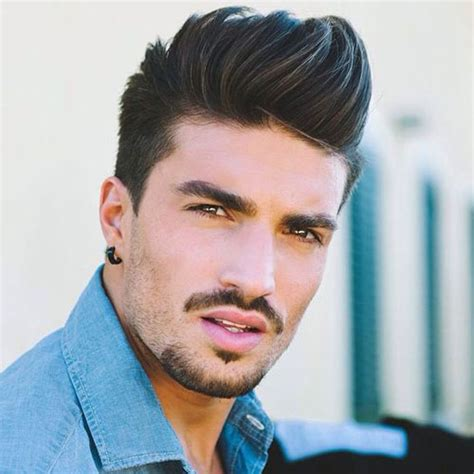 hairstyles for middle eastern men with short hair 25 european men s hairstyles