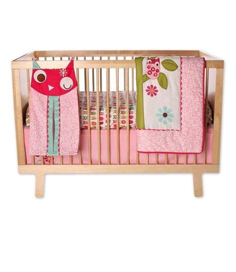 Owl Bedding Sets For Cribs 125 Best Images About Nursery Bedding On Pinterest Owl Bedding Baby Crib Bedding And Pom Pon