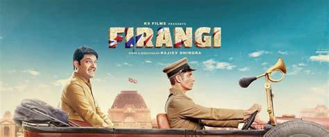 bookmyshow firangi kapil sharma s new movie firangi surprises with it s