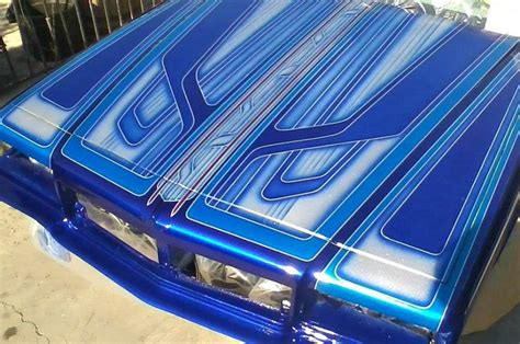 lowrider pattern paint jobs lowrider paint graphics images