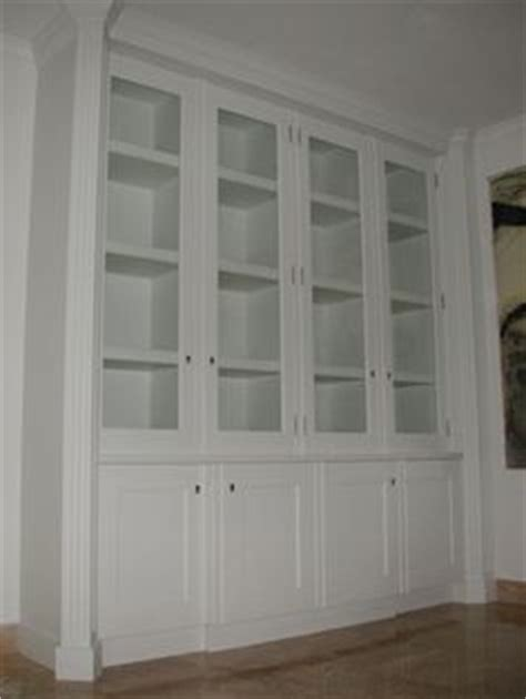 Billy Bookcase Built In With Doors 1000 Images About Built Ins Ideas On Pinterest Built Ins Bookshelves And Parade Of Homes
