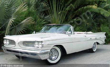 1959 Pontiac Bonneville Convertible For Sale 1959 Pontiac Bonneville Tri Power Convertible Sold By Rm