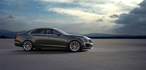 Cadillac Cts V Price by 2016 Cadillac Cts V Price Starts At 84 990 187 Autoguide