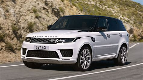 2018 Range Rover Sport Phev Revealed