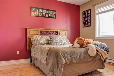 Painting One Wall A Different Color In A Bedroom by Pretty Wallpaper For Bedrooms One Bedroom Wall Paint
