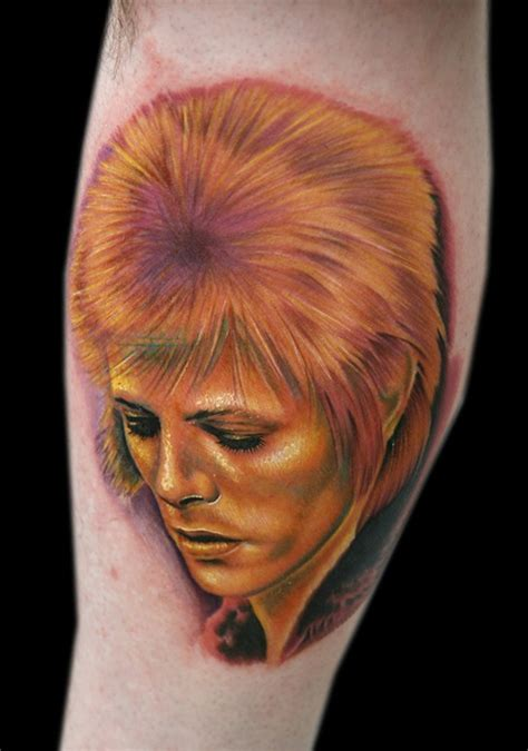 ziggy tattoo ziggy stardust by cecil porter tattoonow