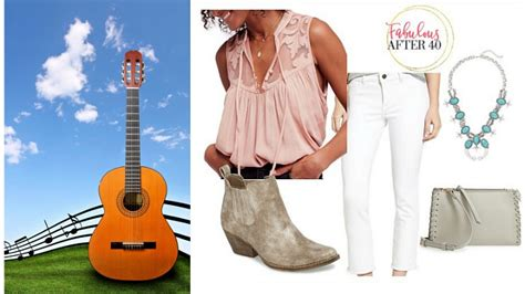 country concert outfit   wear   country