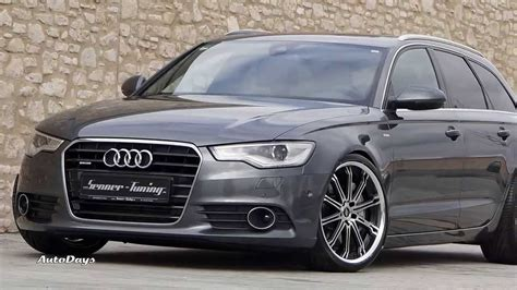 Audi A6 G4 by 2013 Audi A6 4g By Senner Tuning