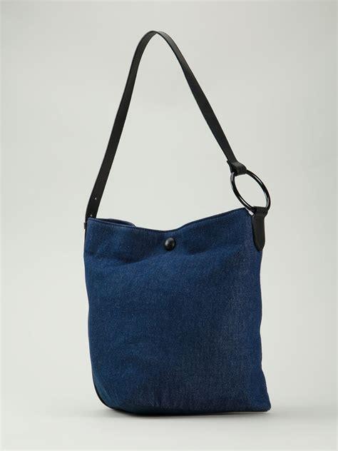 Maison Martin Margiela Bags by Mm6 By Maison Martin Margiela Button Closure Shoulder Bag