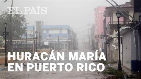 unicorinos en puerto rico el hurac 225 n mar 237 a causa desbordamientos en los r 237 os de