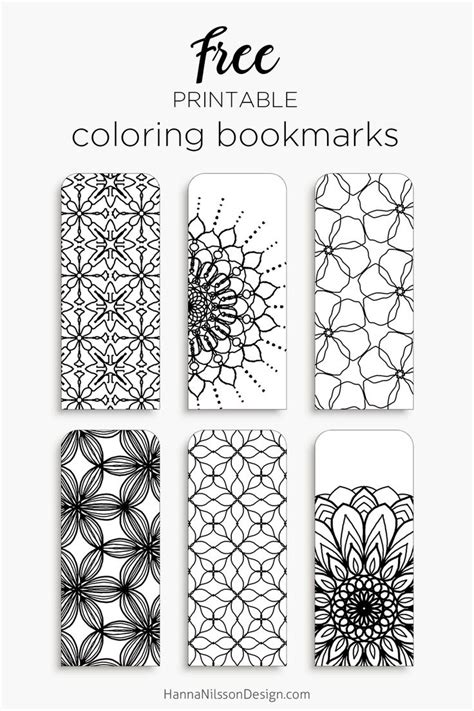 painting you can print 25 best ideas about printable bookmarks on